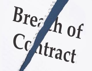 Speeding Ticket Lawyer >> Breach of Contract - Legal Help Lawyers