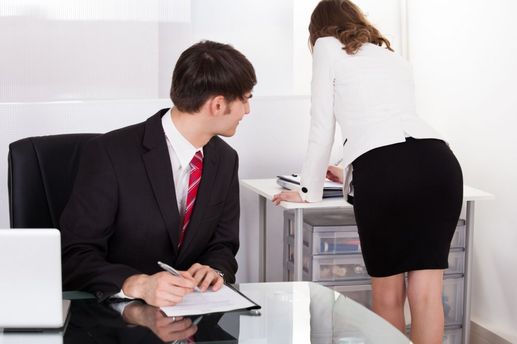 Sexual harassment at work by your boss