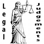 Legal Judgements